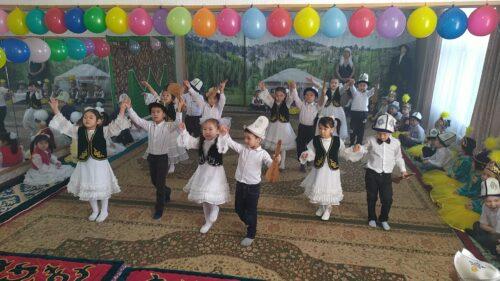Светлый праздник Нооруз!